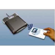 Contactless smart card encoder